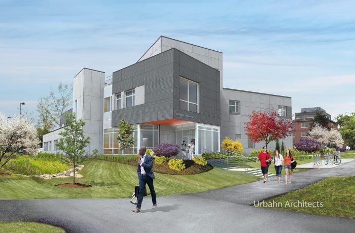 SUNY New Paltz, Urbahn Architects, and PC Construction Break Ground ...