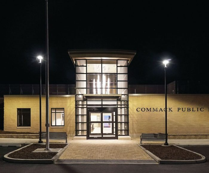 Beyond A Book Depository: Commack Public Library Reopens Following $8.3  Million Renovation