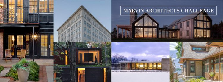 Winners Of 10th Annual Marvin Architects Challenge