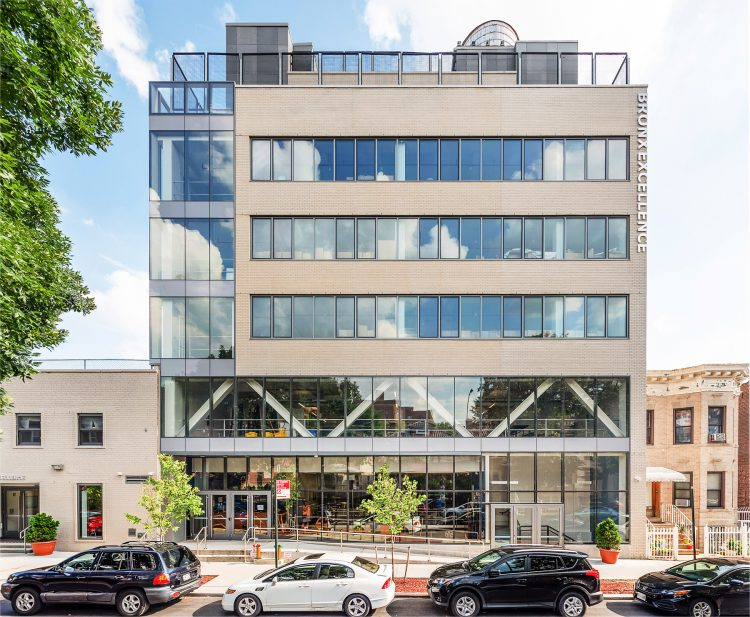 Cta Architects P C Completes Final Phase Of New 20