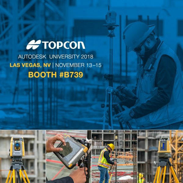 Topcon Speakers To Hold Construction Validation Classes At