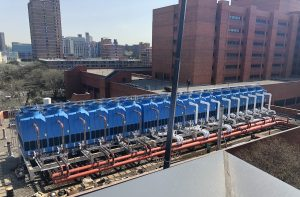 The LiRo Group Completes Installation of New York City's