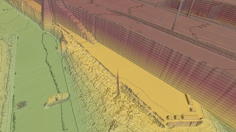 Virtual Surveyor Unveils Terrain Lenses in Drone Mapping