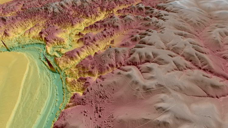 Virtual Surveyor Enhances LiDAR Point Cloud Handling in