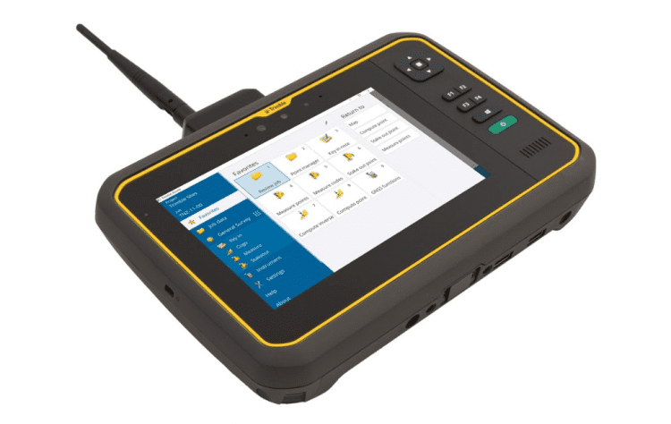 Trimble Introduces New Compact-Sized Tablet for Geospatial