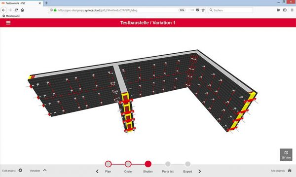 Make your own 3D Formwork drawings   Informed Infrastructure